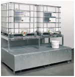 inkuiping IBC container
